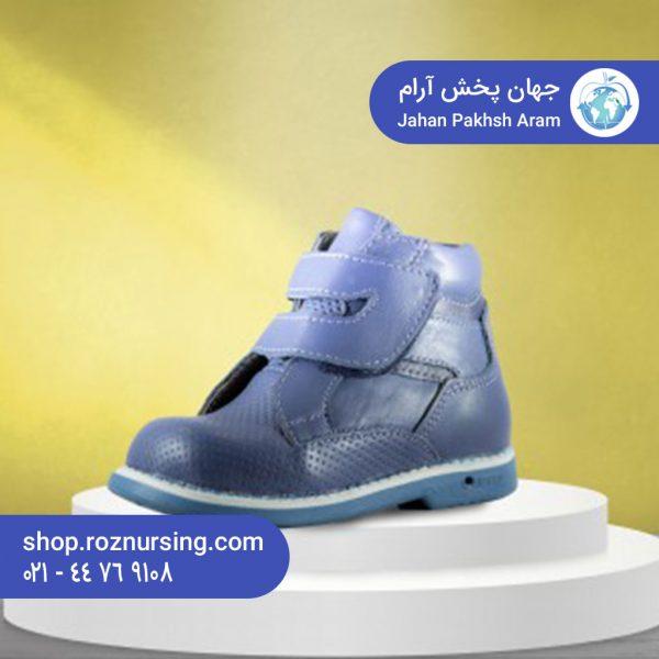 کفش طبی بچگانه مدل آراد | فروش اینترنتی کفش دکتر آس