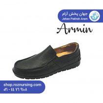 کفش طبی مردانه مدل آرمین   فروش اینترنتی کفش دکتر آس