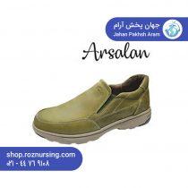 کفش طبی مردانه مدل ارسلان | فروش اینترنتی کفش دکتر آس