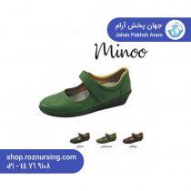 کفش طبی زنانه مدل مینو | فروش اینترنتی کفش دکتر آس