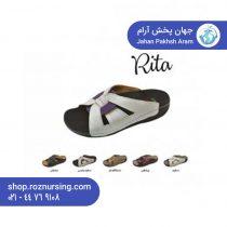 صندل طبی زنانه مدل ریتا | فروش اینترنتی کفش دکتر آس