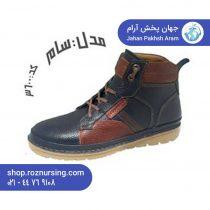 کفش مردانه اسپرت مدل سام   فروش اینترنتی کفش دکتر آس