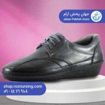 کفش طبی زنانه مدل تارا هالوکس | فروش اینترنتی کفش دکتر آس