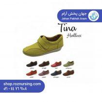 کفش طبی زنانه دکتر آس تینا هالوکس | فروش اینترنتی کفش دکتر آس
